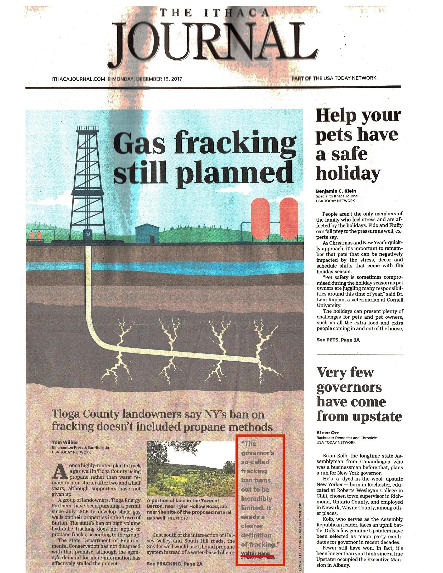 plans to frack by liquid gas, not water, still alive in ny in tioga